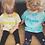 Thumbnail: Tie Dye Word T-Shirts