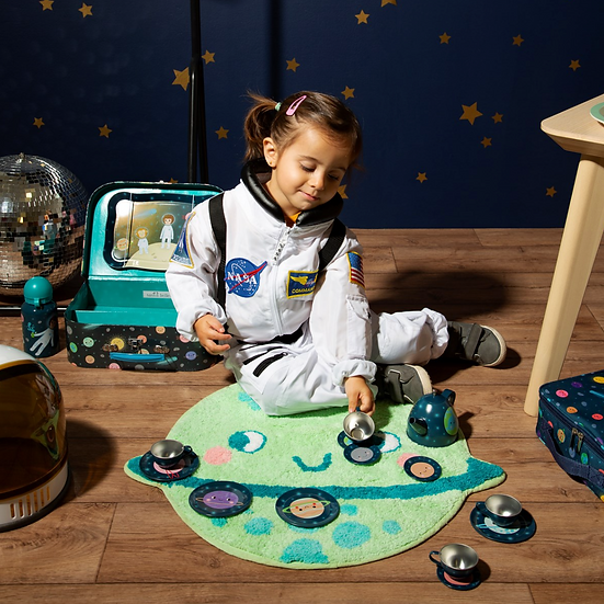 Space Planet Rug
