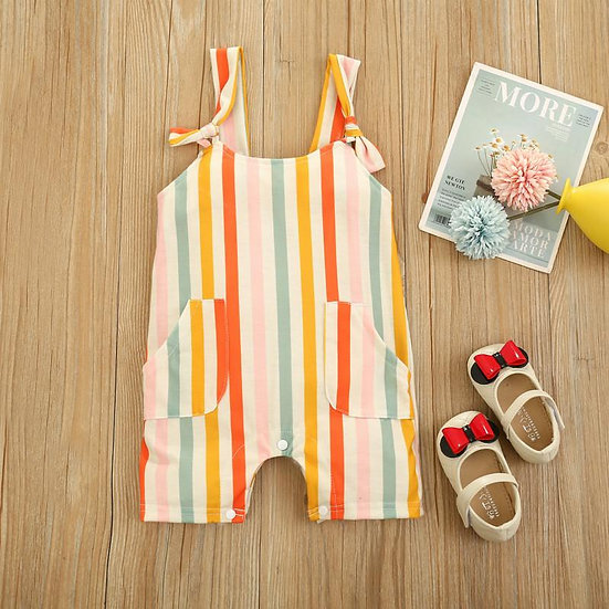 Deck Chair Romper