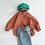 Thumbnail: Orange Check Shirt