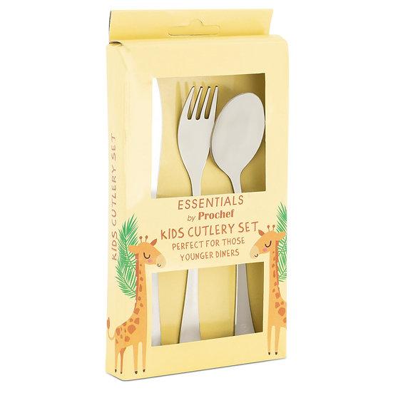 Children's Animal Cutlery Set