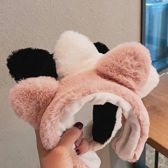 Fluffy Ear Hairband