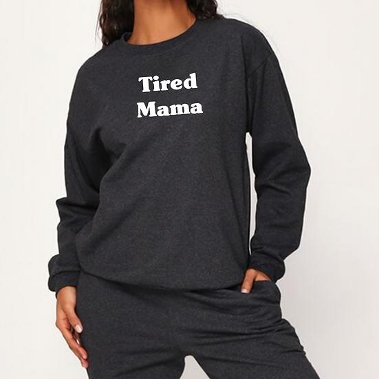 Adults Unisex Charcoal Sweatshirt