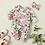 Thumbnail: Vintage Floral Romper + Headband Set