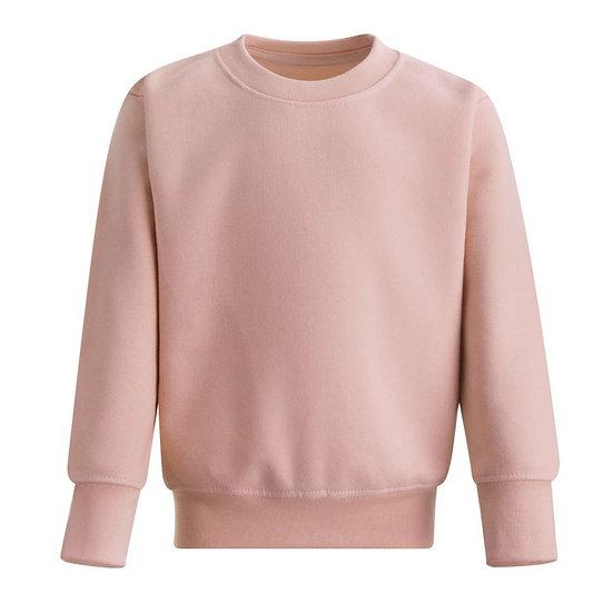 Dusty Pink Sweatshirt