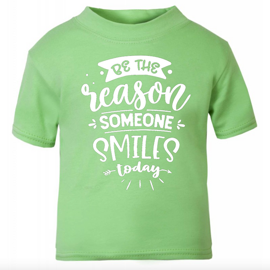 Be The Reason Someone Smiles T-Shirt