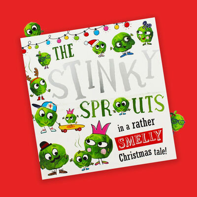 The Stinky Sprouts Christmas Book