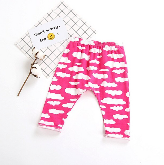 Pink Cloud Leggings