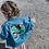 Thumbnail: Dinosaur Denim Jacket