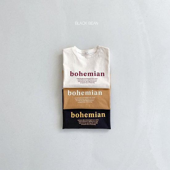 Bohemian Long Sleeve T-Shirt