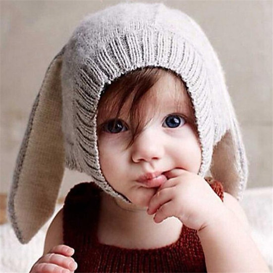 Bunny Knitted Hat