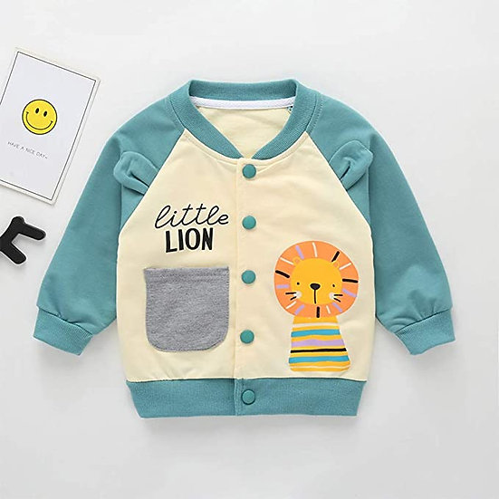 Little Lion Bomber Jacket