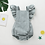 Thumbnail: Frill Sleeve Short Romper