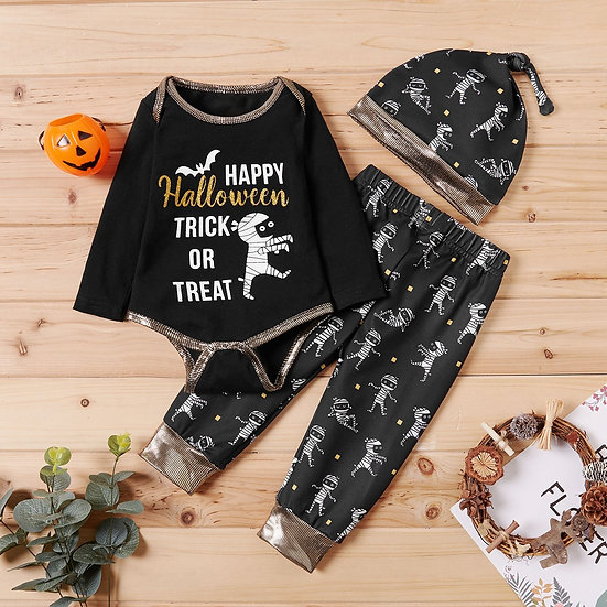 Halloween Outfit Set