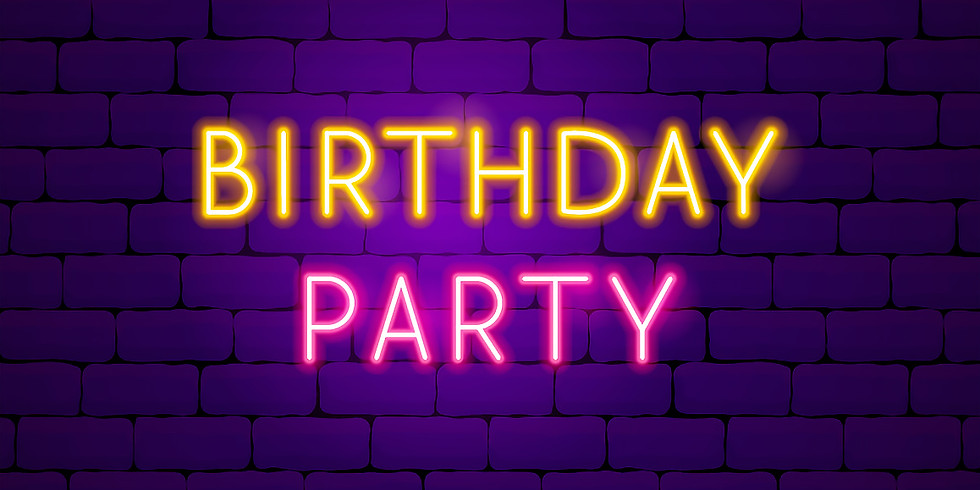 OUR 2nd BIRTHDAY! Saturday 26th October