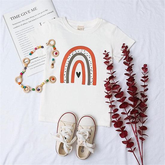 Rainbow Neutral T-Shirt