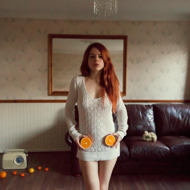 Mandarine Girl
