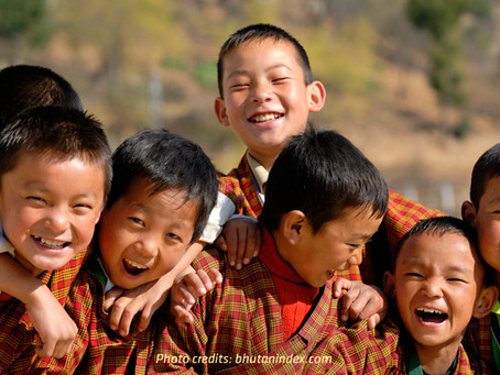 Gross Urban Happiness: An interactive workshop on what urban managers can learn from Bhutan
