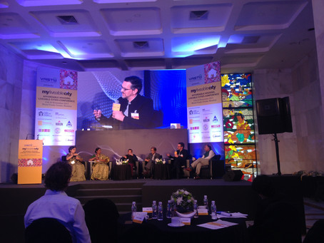 Affordable housing, liveable cities:  sharing the experience from the Mumbai conference 2017