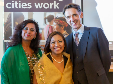Mansi's Reflection and Stories from 6 years of leading the IHS Alumni International Network