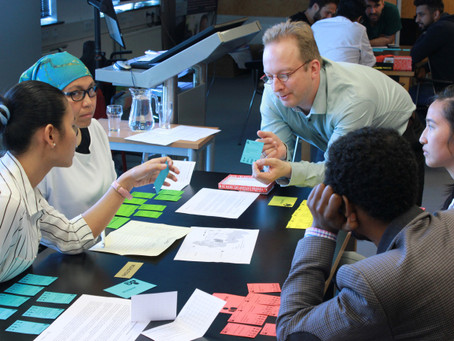 Skill-up for IHS students! Intercultural communication, feedback & negotiation workshop
