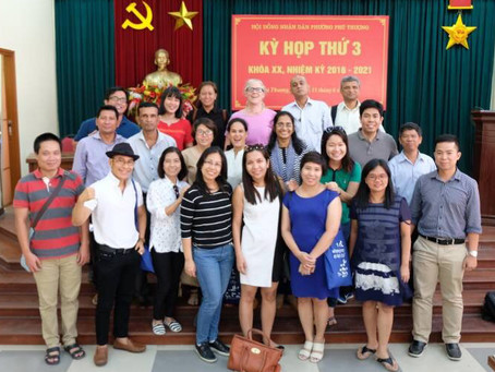 Navigating Gender and the Rights-Based Approach in Hanoi, Vietnam