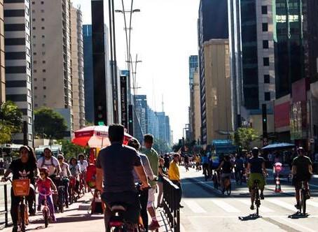 2015: the year when the Paulista Avenue got a bike path