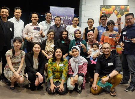 Make Indonesian cities work through collaboration