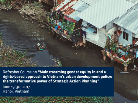 Planning for Mainstreaming gender equity on International Women's Day