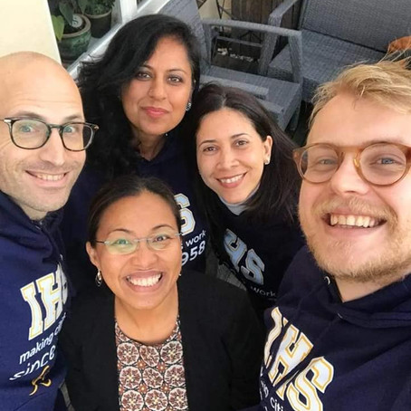 Yanu's reflection after 3 years in the IHS Alumni International Board