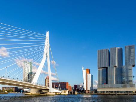 The City of Rotterdam: A perfect place to learn about urban management and development