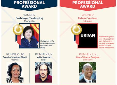 IHS Alumni International Urban Professional and Youth Awards