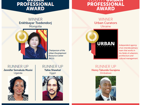 IHS Alumni International Urban Professional and Youth Awards