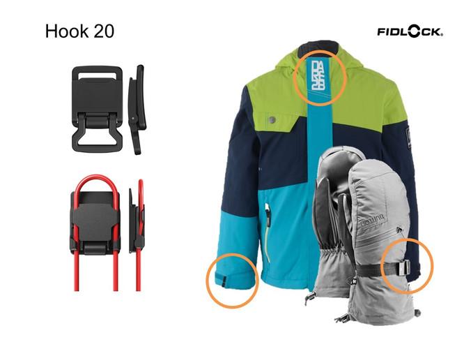 Fidlock - примеры применения