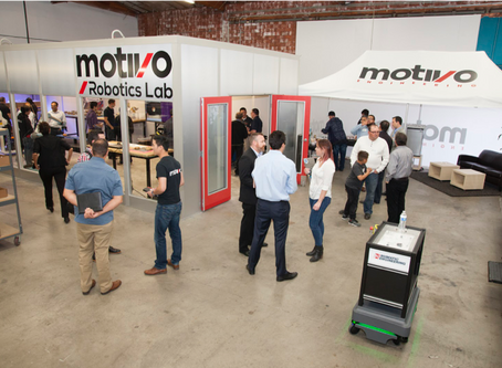 Motivo Commissions New Robotics Lab