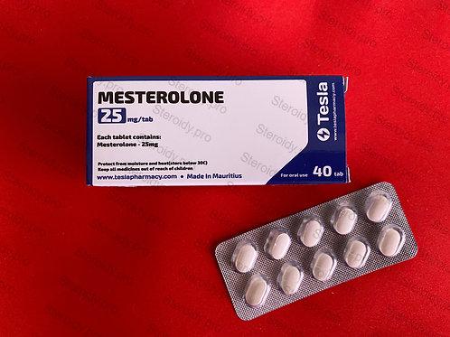 MESTEROLONE 10TAB 25MG/TAB  TESLA PHARMACY
