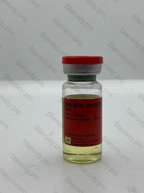 TRENOL DEPO 10ML 200MG/ML LYKA LABS(тренболон энантат)