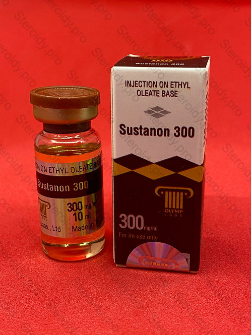 SUSTANON 300 10ML 300MG/ML OLYMP LABS