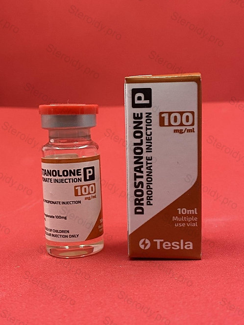 DROSTANOLONE PROPIONATE 100MG/ML 10ML TESLA PHARMACY