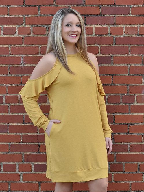 Head Over Heels Dress (Mittoshop Brand)