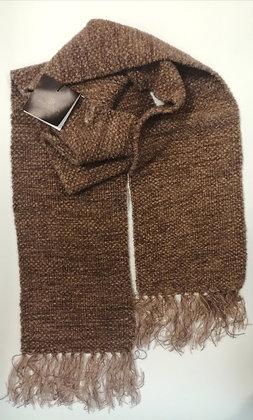 Schal handgewebt