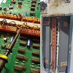 Melting Furnace Induction Control Electronics