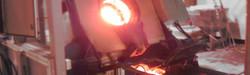 Molten furnace b