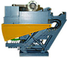 Double axis Induction Tilting Furnace