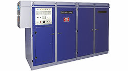 100 - 1000kW Induction Power Supply