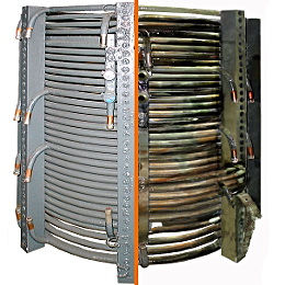 Induction Furnace Coil repair