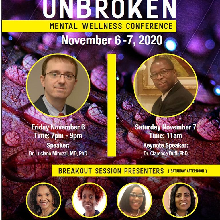 UNBROKEN Mental Wellness Conference