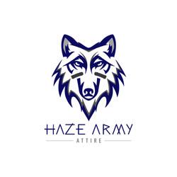 Logo Design - Haze Army Attire