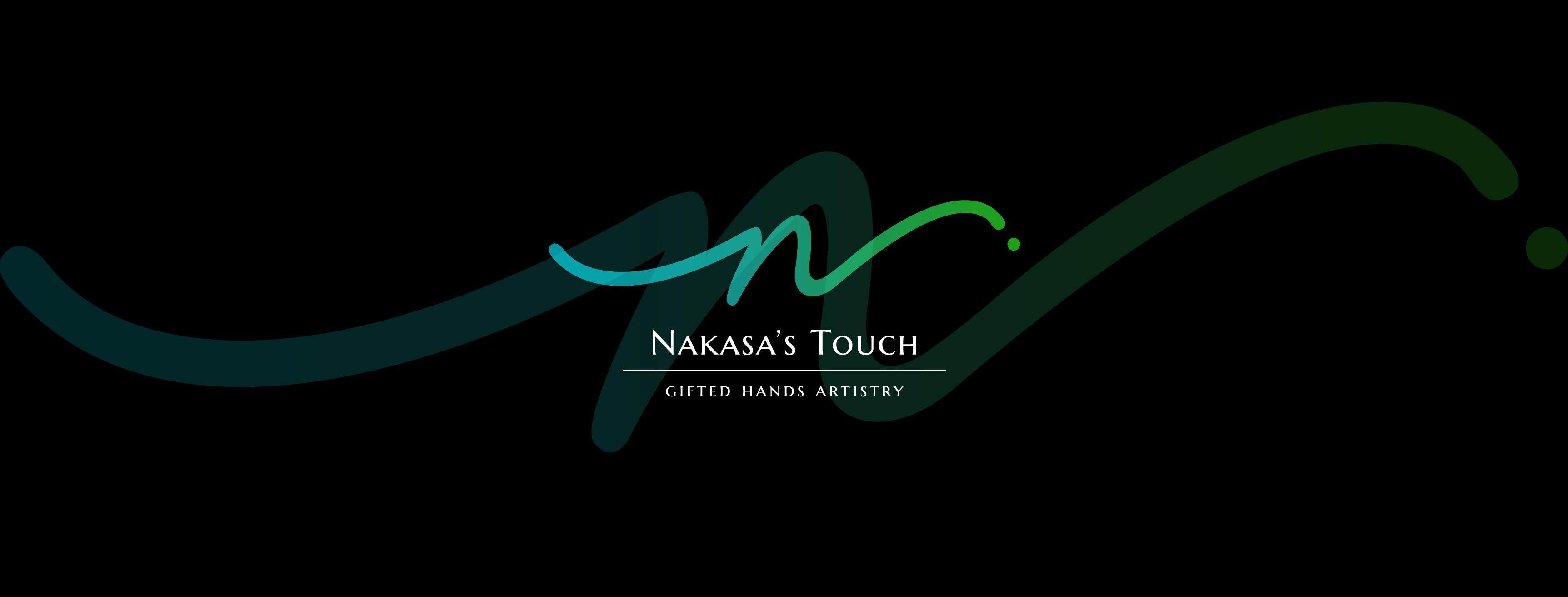 Logo Design - Nakasa's Touch Makeup Artistry