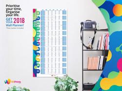 Calendar Design - WiPrints